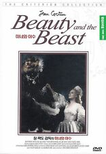 Beauty and the Beast (French: La Belle et la Bête) 1946 NEW DVD All Regions