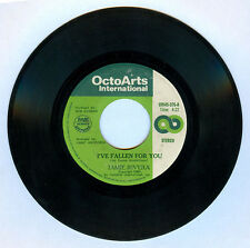 Philippines JAMIE RIVERA I've Fallen For You OPM 45 rpm Record