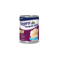 NePro Homemade Vanilla 8 oz. Can, with Carb Steady, Abbott 62094, Case of 24