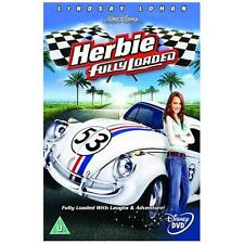 Herbie Fully Loaded (Disney) New DVD R4