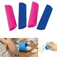 Magic Silicone Garlic Peeler Peel Easy Kitchen Tool Cooking Crusher Utensils YX