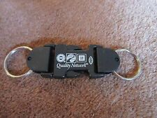 UAW-GM Keychain Quality Network Buckle Up Key Ring Collectible
