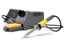 SOLDERING STATION WITH LCD & CERAMIC HEATER 48W 302°F - 842°F
