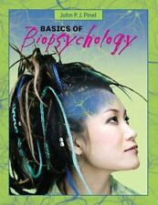 Basics of Biopsychology by John P.J. Pinel Hardcover  - INSTRUCTORS COPY