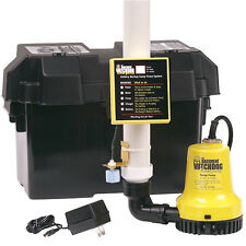 Basement Watchdog BWE - Emergency Backup Sump Pump (1000 GPH @ 10')