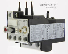 AEG B27T-910-341-846-00 -  4a Thermal Overload Relay 0.8 - 1.2a New In Box
