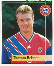 003 THOMAS HELMER GERMANY FC BAYERN MUNCHEN STICKER FUSSBALL 1995 PANINI