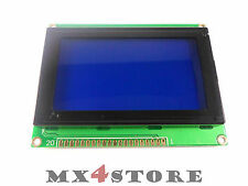 Display LCD 12864 BLU BIANCO ks0108 s6b0108 128x64 Graphics display Arduino