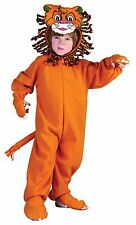 Toddler lion fancy dress costume for child 2-3 yrs book week