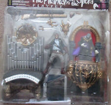 Il fantasma dell' Opéra PLAYSET Series 2 McFARLANE TOYS MONSTERS 2 NUOVO CON SCATOLA BOXED