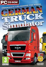 German Truck Simulator (PC CD) PC 100% Brand New