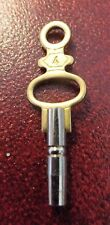 POCKET WATCH WINDING KEY SIZE  #4 Key 1.6mm FOR KEY WIND POCKET WATCHES