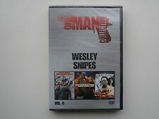 WESLEY SNIPES ONE MAN COLLECTION,7 SECONDS, THE CONTRACTOR &THE DETONATOR