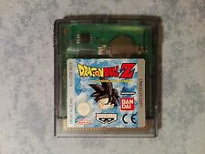 DRAGONBALL Z I LEGGENDARI SUPER GUERRIERI - NINTENDO GAME BOY COLOR GBC ITALIANO