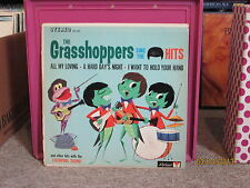 THE GRASSHOPPERS SING THE (Beatles) Hits--Vinyl LP--Stereo--Diplomat Records