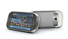BRAND NEW NOKIA C7-00 - 8MP CAMERA - WIFI - 3G - FROSTY METAL - UNBRANDED