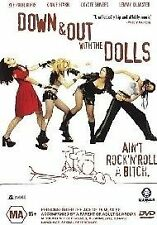 Down & Out With The Dolls New DVD Region 4 Sealed The Paper Dolls