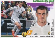 17 GARETH BALE WALES REAL MADRID STICKER LIGA 2016 PANINI
