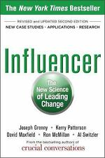 Influencer: The New Science of Leading Change, Second Edition-ExLibrary