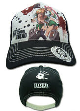*NEW* High School of the Dead: Rei & Saya Snapback Cap by GE Animation
