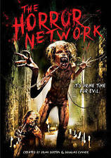 The Horror Network DVD Brand New And Free Shipping