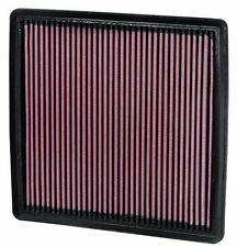 K&N Drop In Replacement Panel Air Filter 2011-2017 Ford F150 3.5L 2.7L Ecoboost
