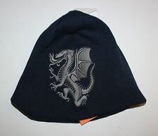 New Gymboree Dragon Sweater Hat  NWT Size M 7 8  year Shields and Sails