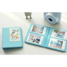 "3"" 64 Pockets Album Photo Case For Fuji Instax Mini8 7s 8 25 50s 90 Polaroid SE"