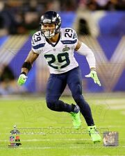 Seattle Seahawks Earl Thomas Super Bowl XLVIII Action , 8x10