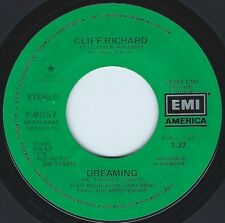 CLIFF RICHARD Dreaming  (((***NEW 45 DJ***)))  from 1980