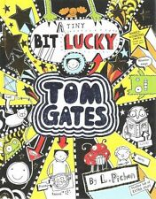 Tom Gates: A Tiny Bit Lucky, By Pichon, Liz,in Used but Acceptable condition
