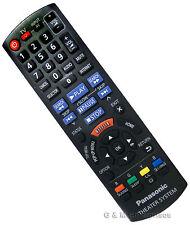 New Panasonic N2QAYB000966 Remote Control for SC-BTT405, BTT466 BTT465 US Seller