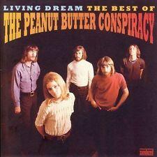 Peanut Butter Conspiracy Living Dream The Best of CD Sundazed