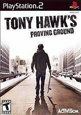 Tony Hawk's Proving Ground (Sony PlayStation 2, 2007)