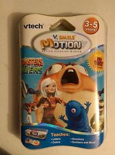 VTech V.Smile Motion: Monsters vs Aliens 3-5 years
