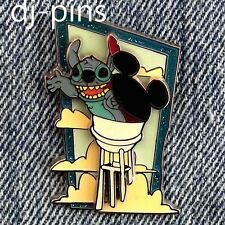DLRP 2007 Pin Trading Day Stitch at Earfull Tower LE Disney Pin 56631