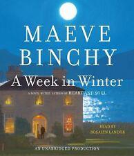 A Week in Winter 2013 by Binchy, Maeve 0307713644