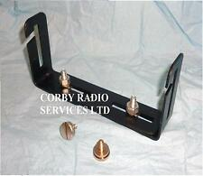 TAXI RADIO CRADLE FOR MOTOROLA GM350 GM360 VERTEX 2000 RADIO  &  2 THUMB SCREWS