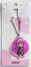 Megurine Luka acrylic key holder movic made in Japan vocaloid charm