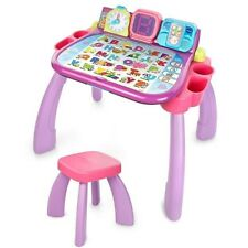 Educational Toys For Toddlers Girl Age 3 Desk Kids Learning Activity Table Chair