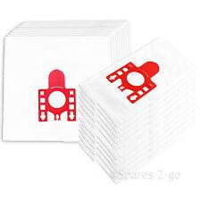 Miele fjm Compatible Aspiradora Polvo Bolsas X 20 Unidades + 10 Filtros-Poste LIBRE