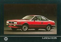 LANCIA BETA COUPE 1300 & 2000IE BROCHURE (FRENCH)
