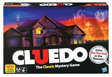 Cluedo Classic Board Game New