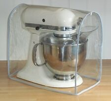 Light Grey Edged Cover For Kitchenaid and Kenwood kMix Food Mixers