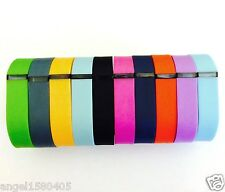 10 pcs Small Replacement Wrist bands For Fitbit Flex With Clasps (NO Tracker)