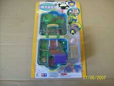 Pokemon Mini World Pocket Monsters Safari Zone Tomy 1998 Snorlax Chansey Psyduck