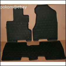 07 08 09 10 11 NEW Genuine Honda Element SC all-season floor mats & tray OEM