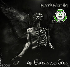 KATAKLYSM - OF GHOSTS AND GODS, ORG 2015 GERMAN GOLD vinyl 2LP, 200 COPIES! NEW!