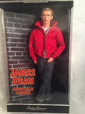 BARBIE COLLECTION JAMES DEAN AMERICAN LEGEND