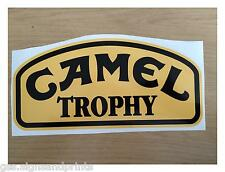 X2 560X280MM LAND ROVER CAMEL TROPHY DEFENDER DISCOVERY STICKER 4X4 DECAL